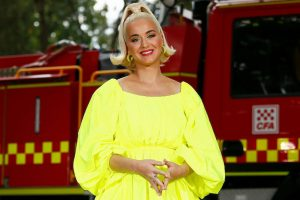 Katy Perry Reveals the 1 Pregnancy Craving She Least Expected