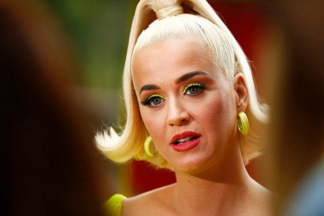 Katy Perry Doesn't Mind Waiting For the Birth of Her Daughter