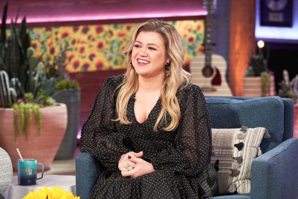 Kelly Clarkson on 'The Kelly Clarkson Show'