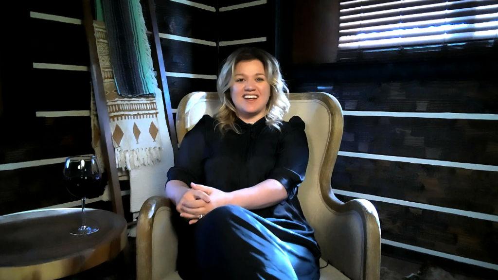 Kelly Clarkson on 'The Voice'