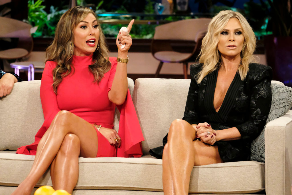 Kelly Dodd, Tamra Judge on 'Real Housewives of 'Orange County'