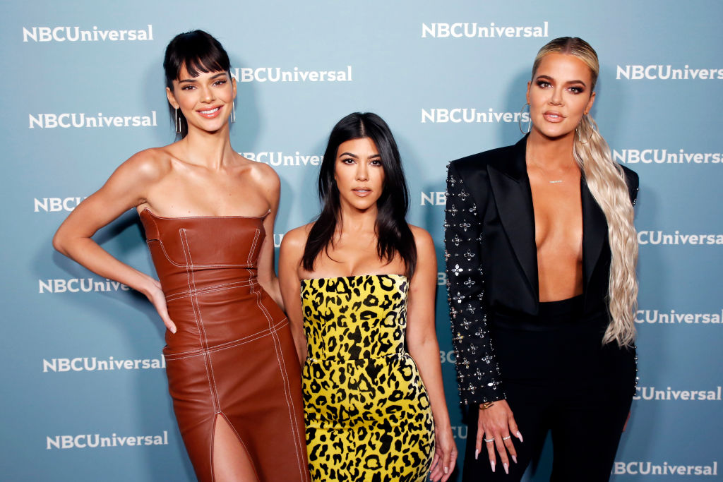 KUWTK season 18 stars Kendall Jenner, Kourtney Kardashian, and Khloé Kardashian
