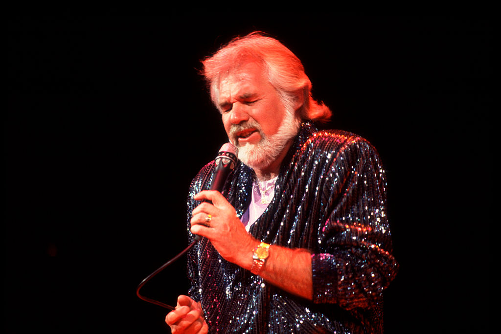 Kenny Rogers    Paul Natkin/Getty Images