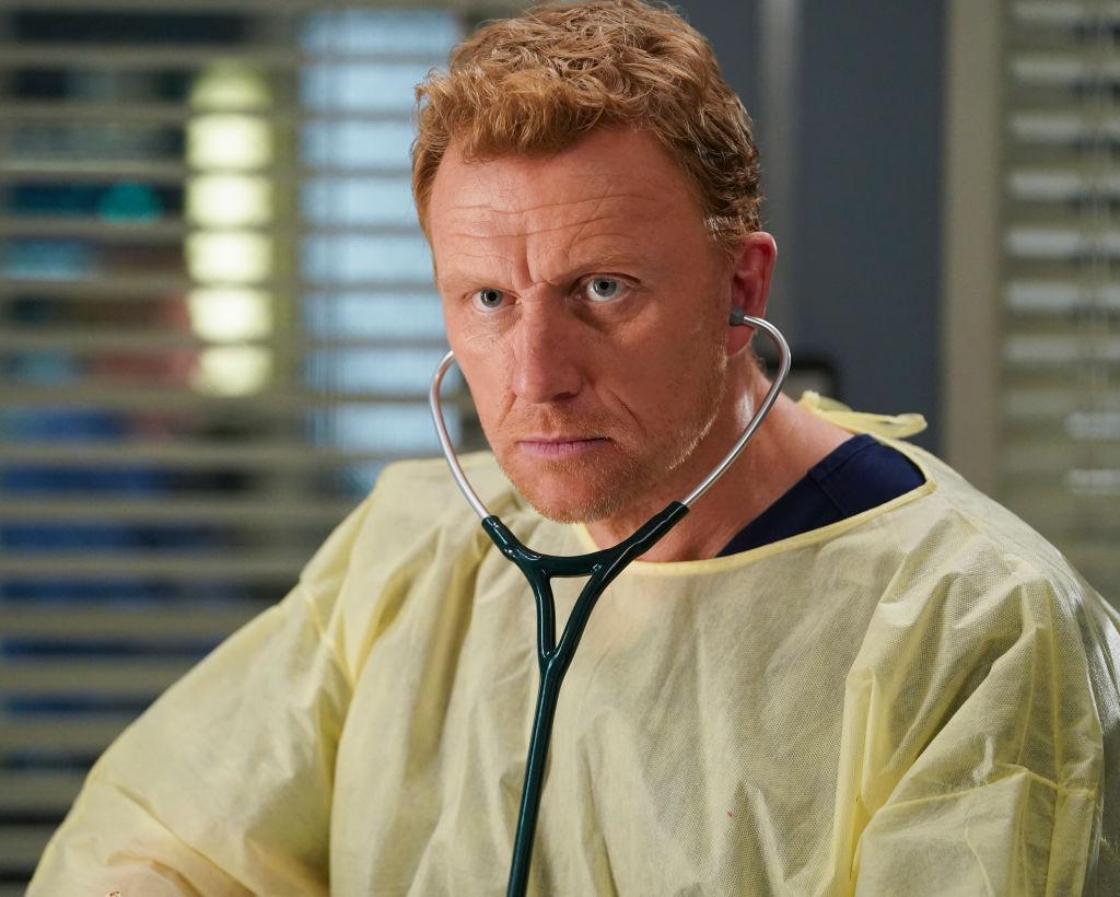 Kevin McKidd of 'Grey's Anatomy'