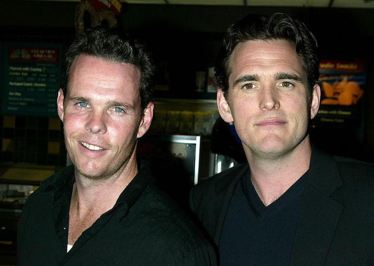Kevin and Matt Dillon