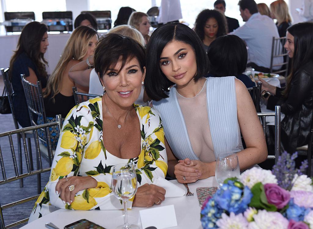 Kris Jenner and fake billionaire Kylie Jenner