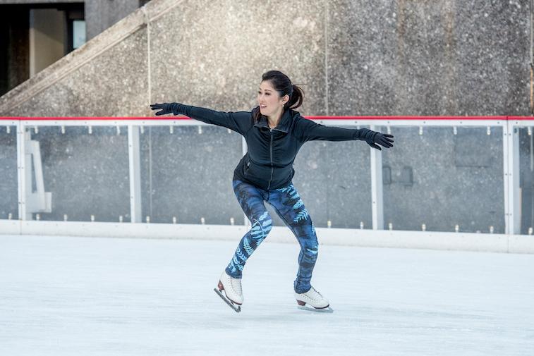 Kristi Yamaguchi figure skating