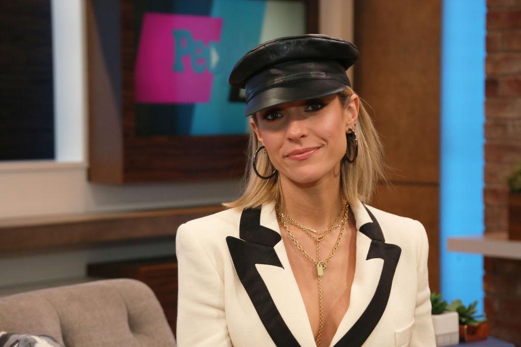 Kristin Cavallari visits People Now on January 09, 2020 in New York