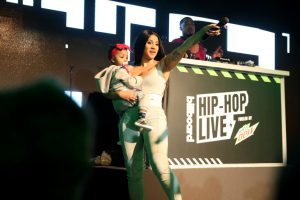 Cardi B Filmed Her Daughter, Kulture, Ignoring Her and the Internet Is in Hysterics