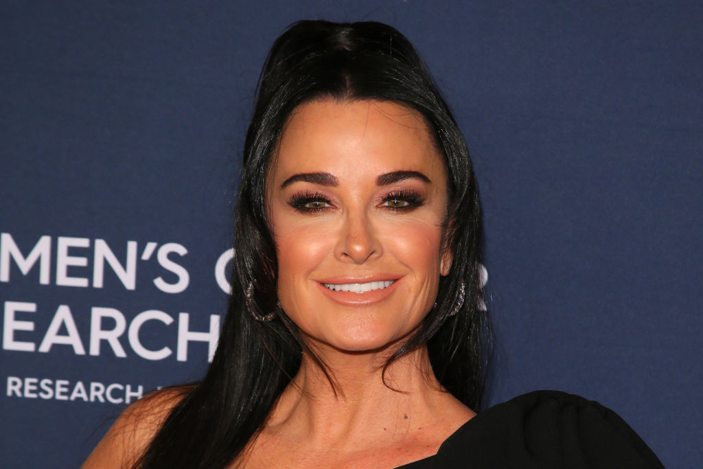Kyle Richards from The Real Housewives of Beverly Hills