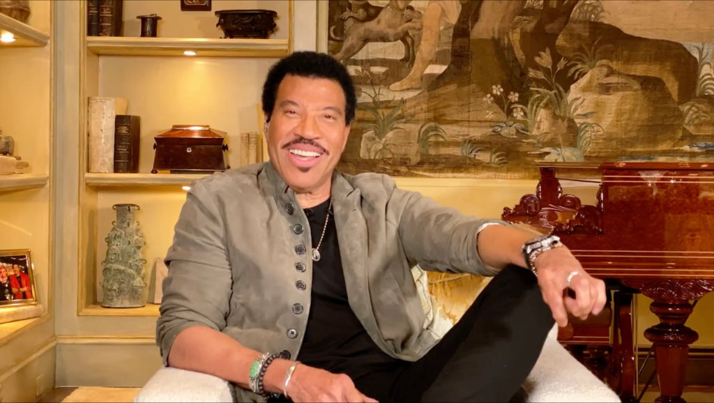 Lionel Richie on 'American Idol'