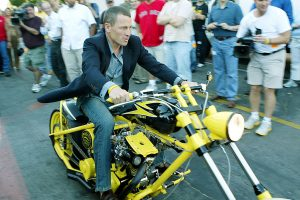 How Lance Armstrong Parlayed His Goodwill Into an Entertainment Career