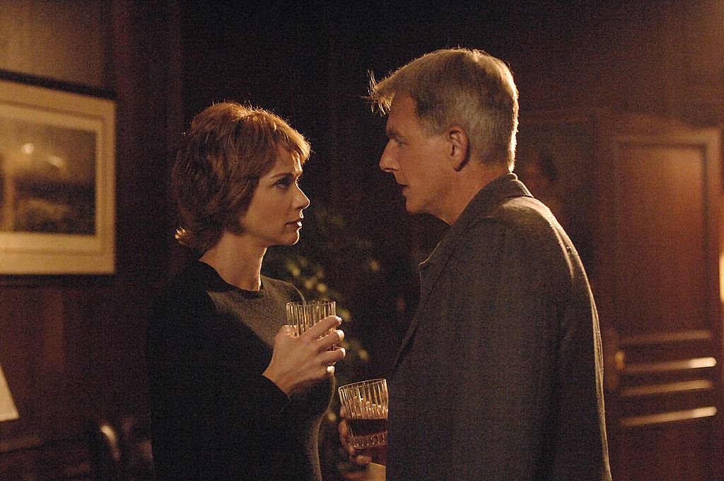Lauren Holly and Mark Harmon   Ron P. Jaffe/CBS Photo Archive via Getty Images