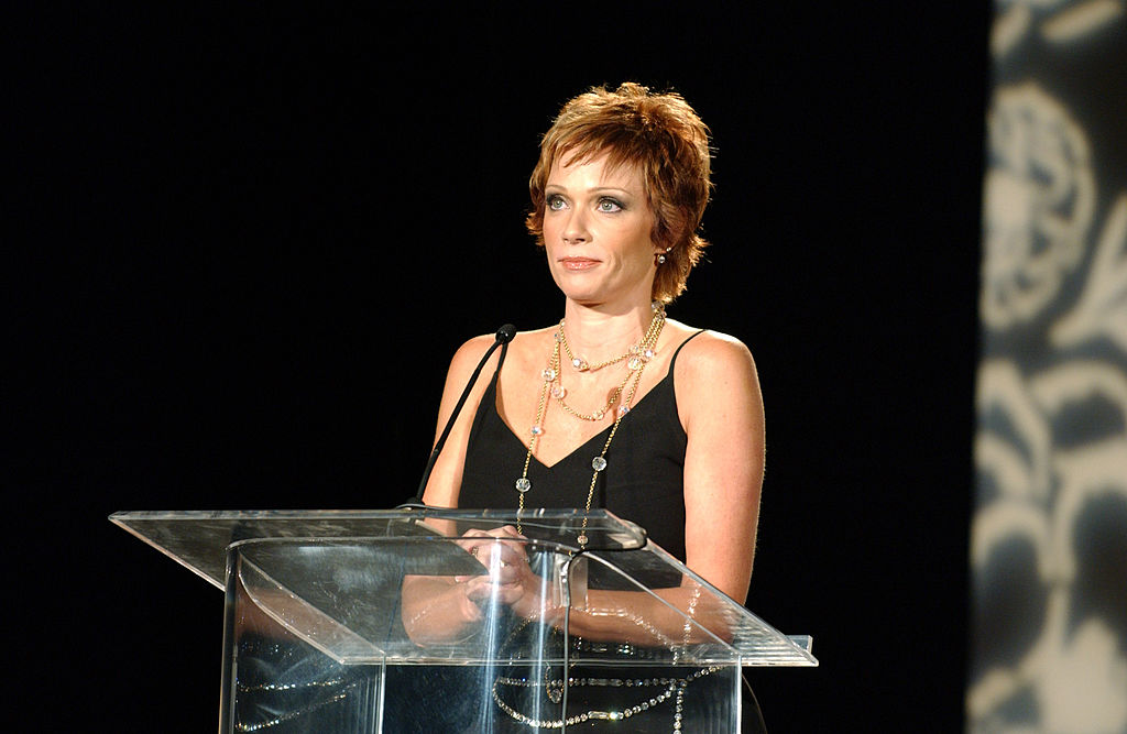 Lauren Holly  Amy Graves/WireImage