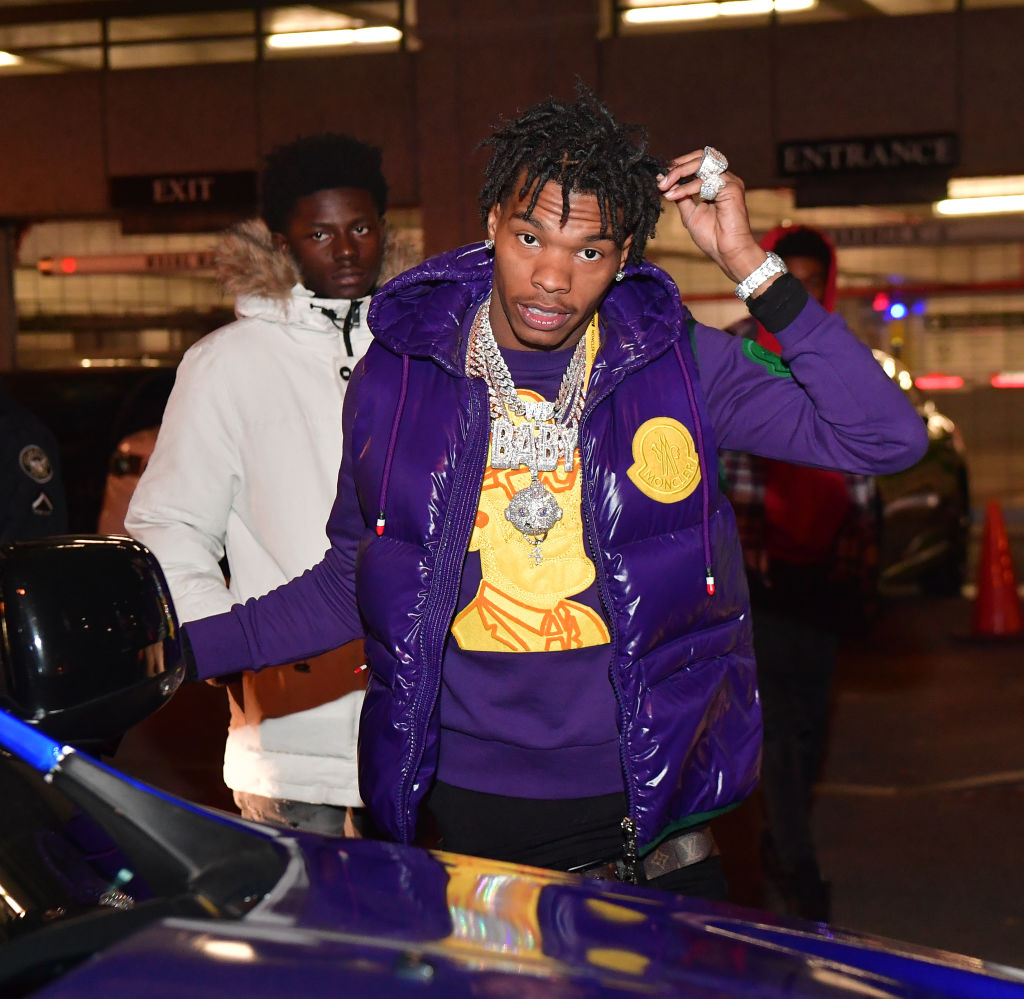 Lil Baby Says He's Not Doing Features Anymore — but There ...