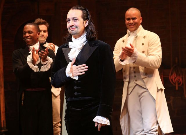 Lin-Manuel Miranda's 'Hamilton' Will Stream on Disney+ Sooner Than You Expected