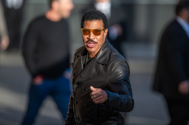 Lionel Richie Was Out All Night Long When He Wrote the Hook for 'All Night Long'
