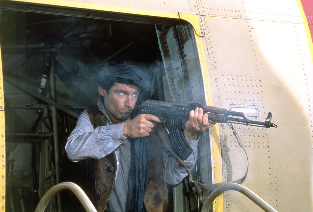 Movies: The Living Daylights
