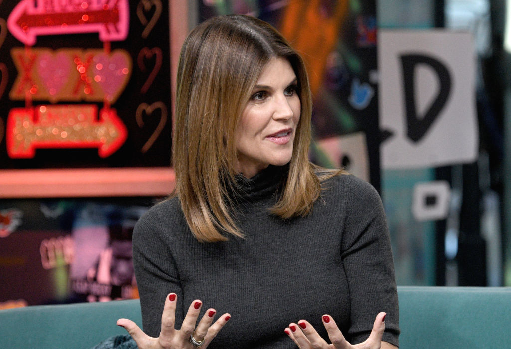 Lori Loughlin visits the Build Brunch to discuss the Hallmark Channel TV series 'When Calls the Heart'