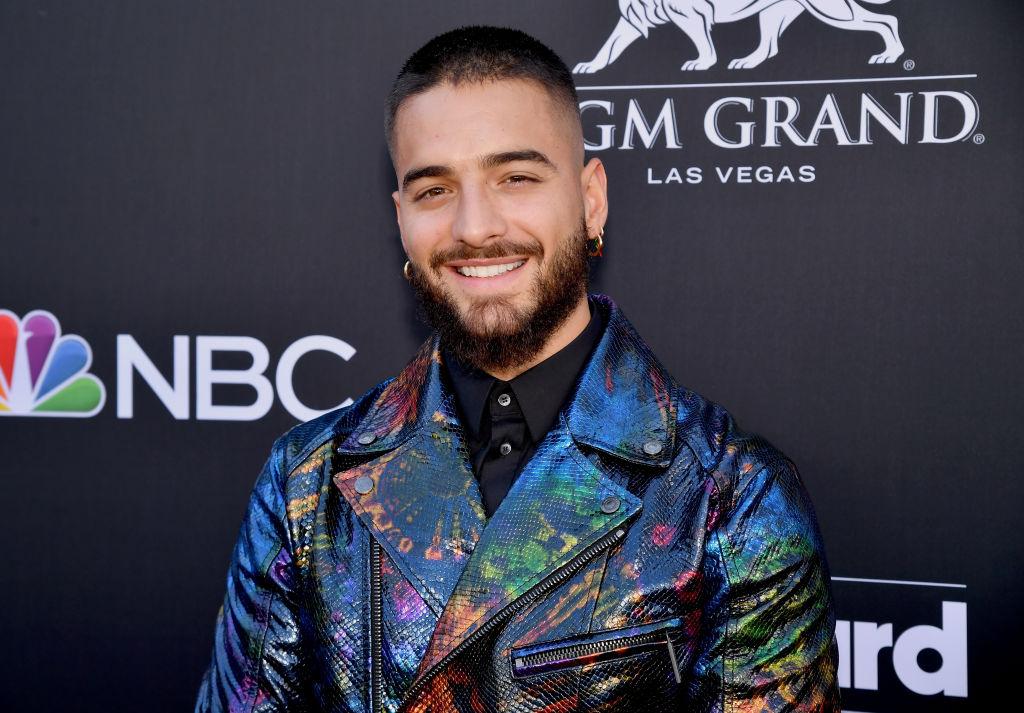 Maluma at the 2019 Billboard Music Awards.