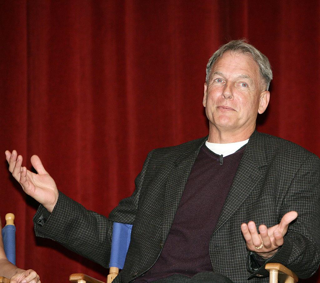 Mark Harmon of NCIS