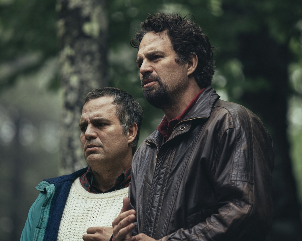 Mark Ruffalo and Mark Ruffalo