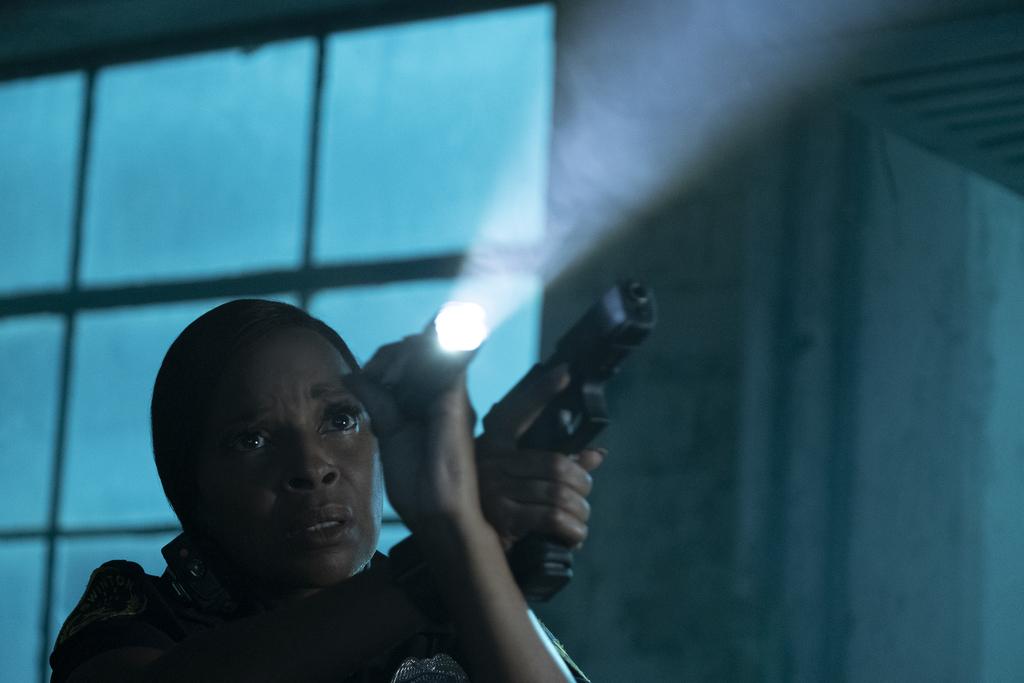 Mary J. Blige: Body Cam