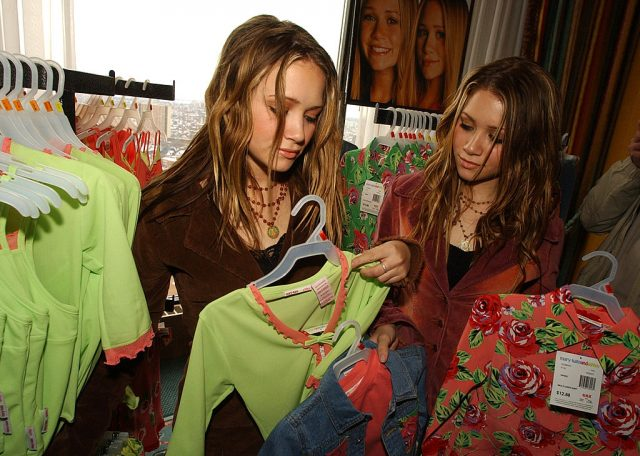 Mary-Kate and Ashley Olsen announce their Walmart clothing line