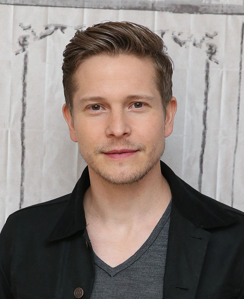 Matt Czuchry portrayed Logan Huntzberger on 'Gilmore Girls'