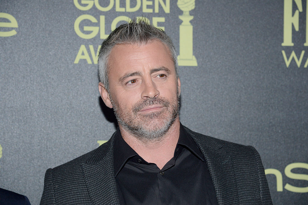 Matt LeBlanc attends Hollywood Foreign Press Association and InStyle Celebration of The 2016 Golden Globe Award Season at Ysabel on November 17, 2015