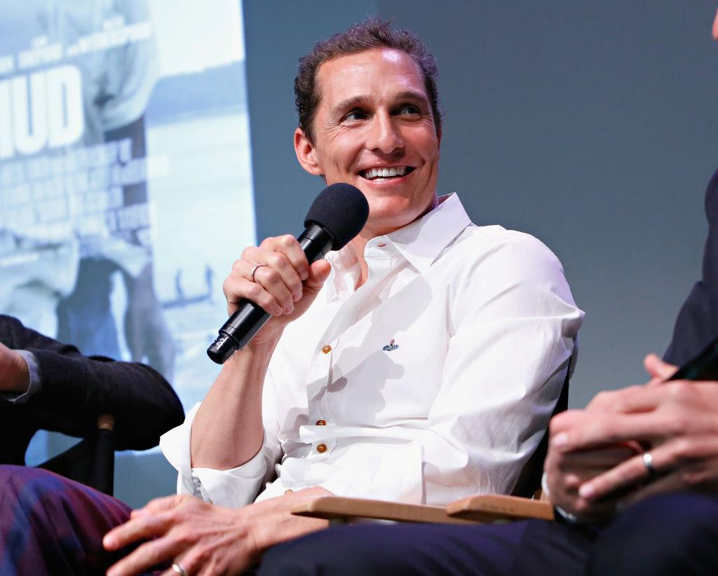 Matthew McConaughey - Mud