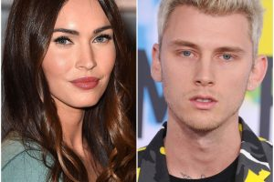 Megan Fox Seen With Machine Gun Kelly Amid Rumored Split From Husband Brian Green