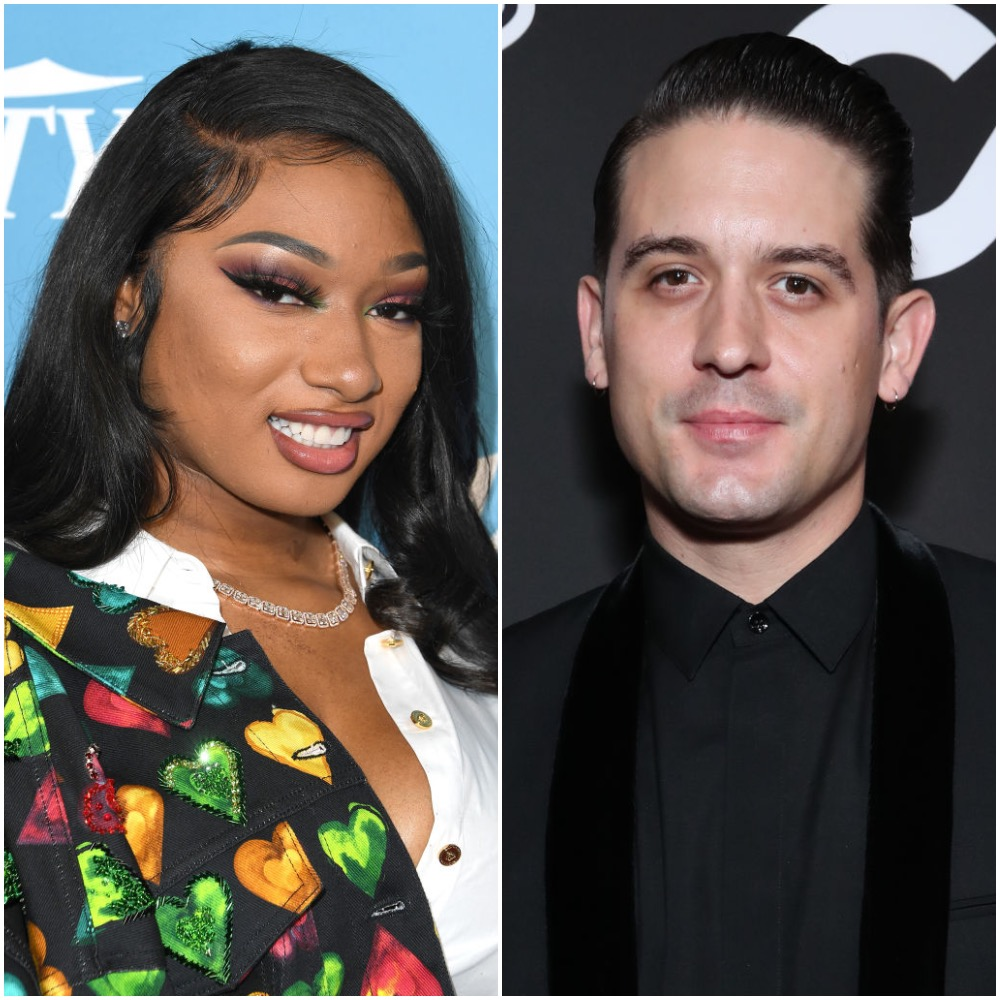 Megan Thee Stallion and G-Eazy