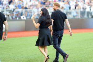 Has Meghan Markle Ditched the Royal Dress Code?
