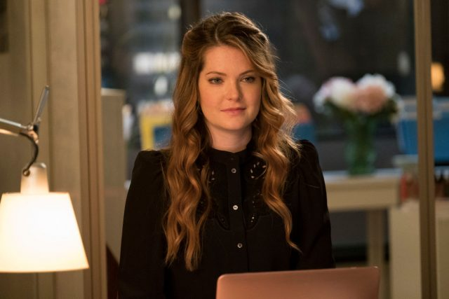 Meghann Fahy as Sutton Brady in 'The Bold Type'