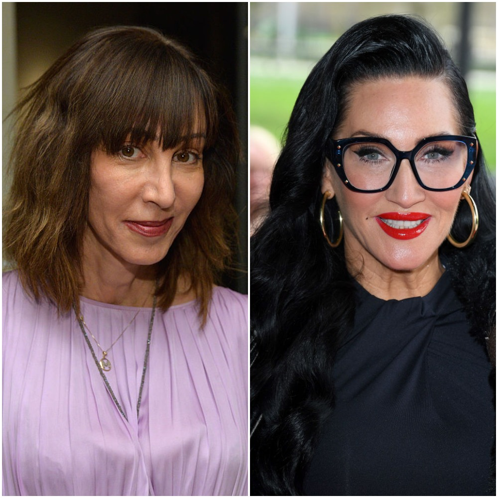 Merle Ginsberg and Michelle Visage