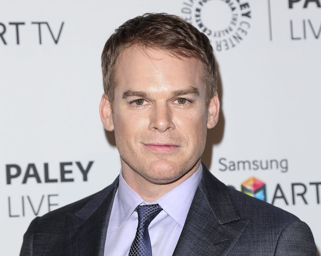 Michael C. Hall on the red carpet at an event in September 2013