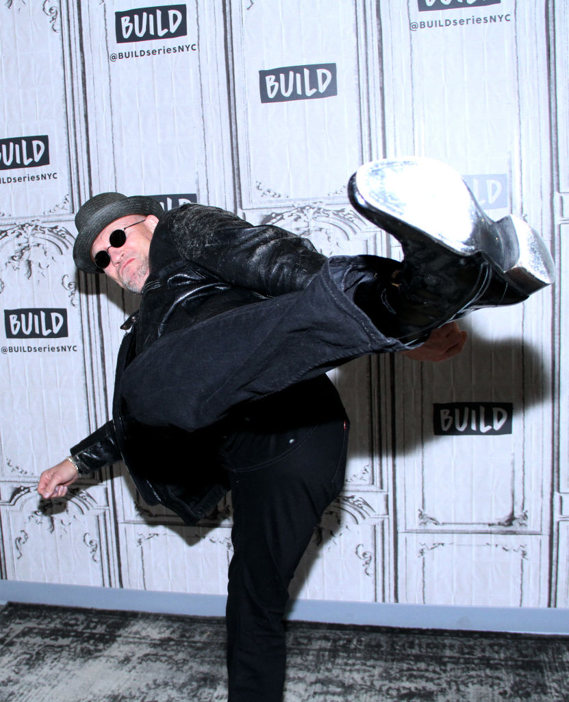 Marvel Actor Michael Rooker