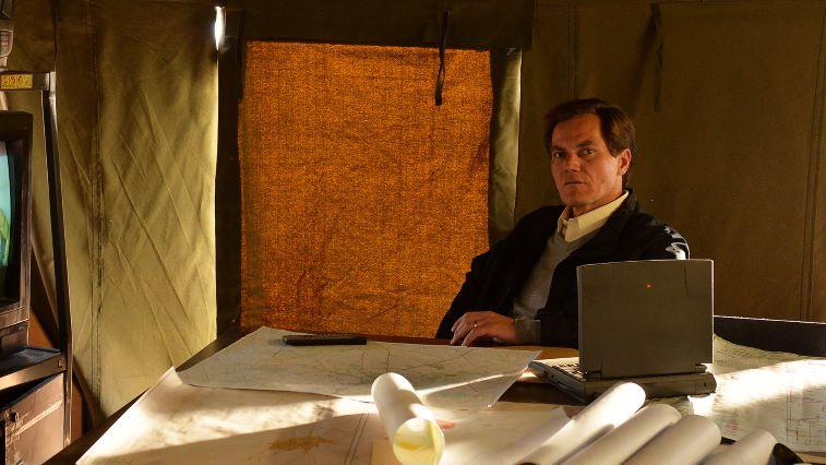 Michael Shannon as Gary Noesner in 'Waco'