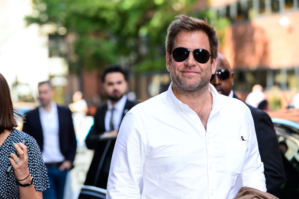 Michael Weatherly |Ray Tamarra/GC Images