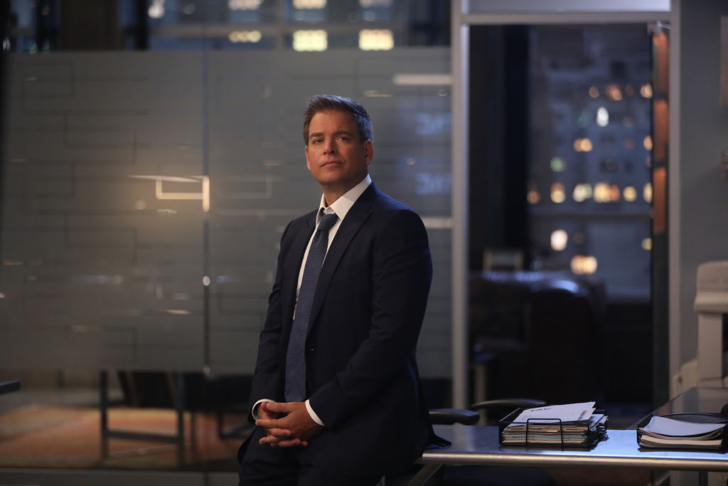 Michael Weatherly | Craig Blankenhorn/CBS via Getty Images
