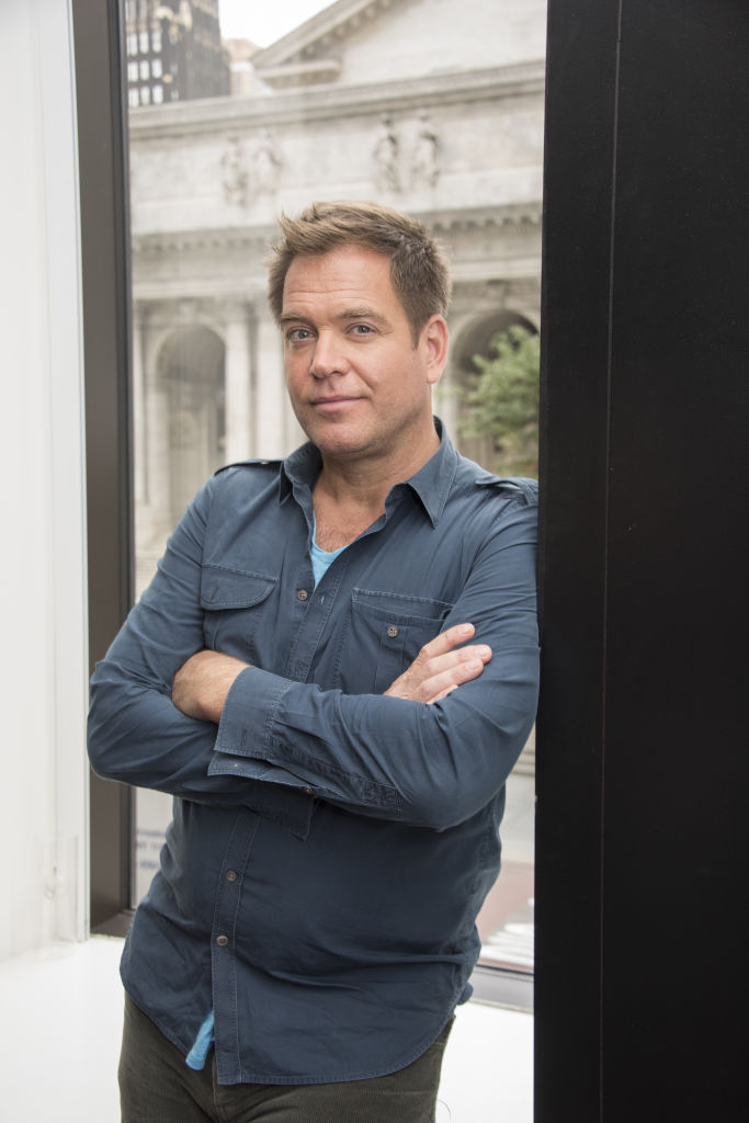 former NCIS star Michael Weatherly