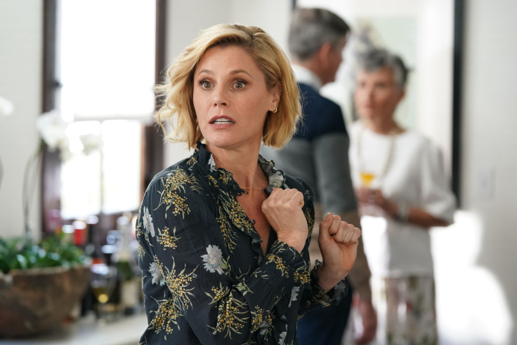 Julie Bown as Claire Dunphy on 'Modern Family'