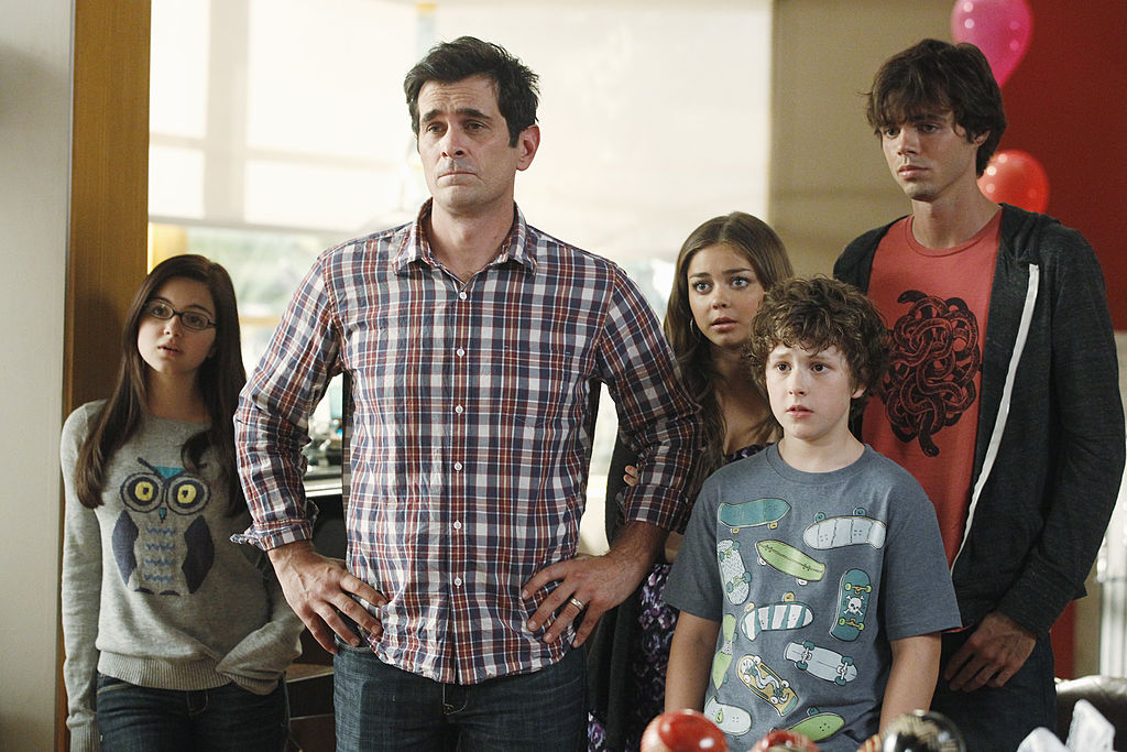 The Cast of ABC's Award-winning Series, 'Modern Family'  