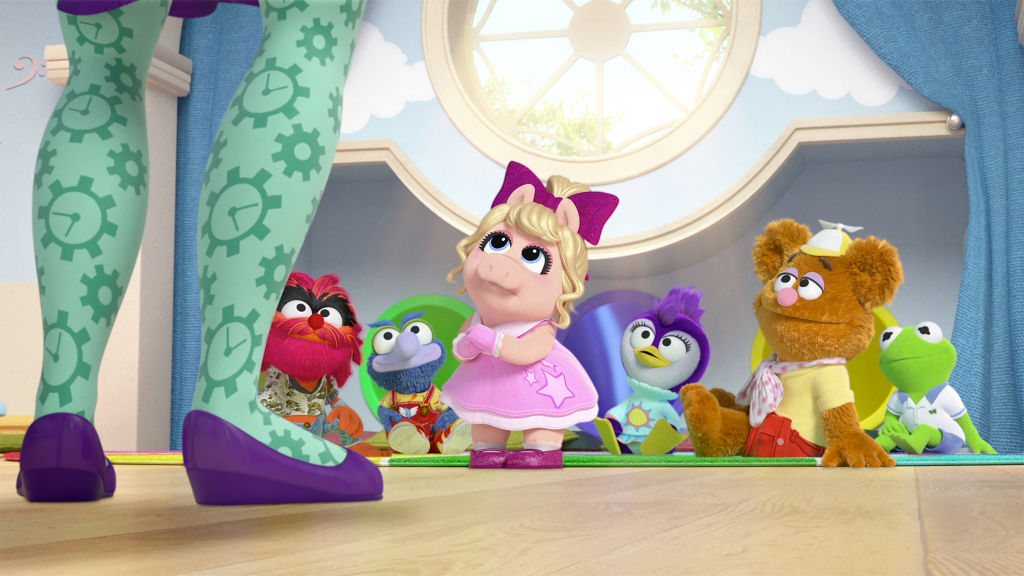"Disney Junior's ""Muppet Babies"""