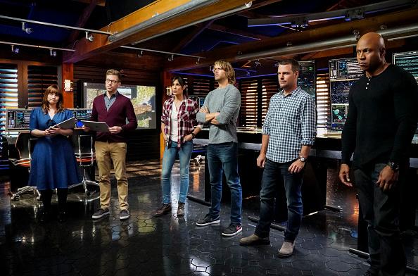 NCIS LA cast | Bill Inoshita/CBS via Getty Images