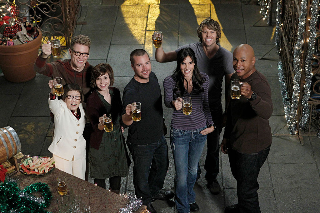 NCIS Los Angeles cast | Cliff Lipson/CBS via Getty Images