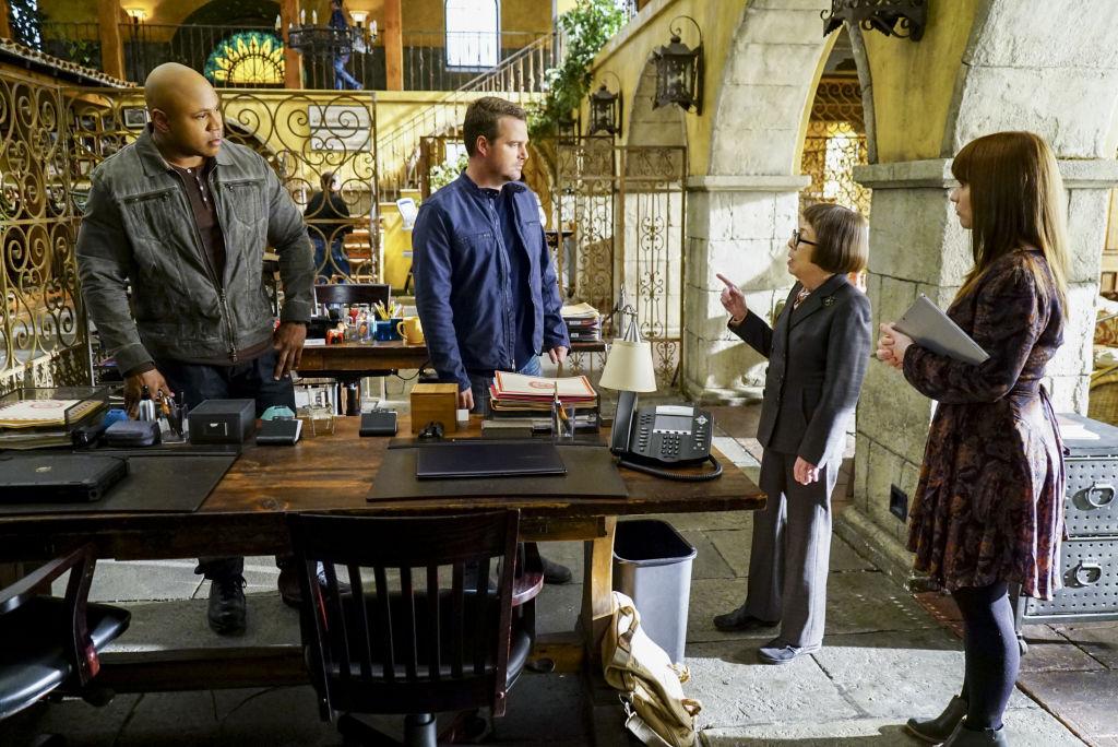 NCIS Los Angeles cast    Sonja Flemming/CBS via Getty Images