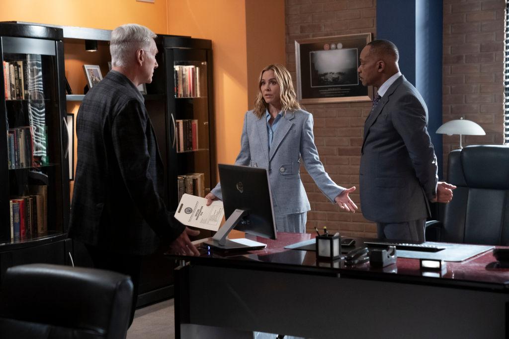 NCIS cast   Sonja Flemming/CBS via Getty Images