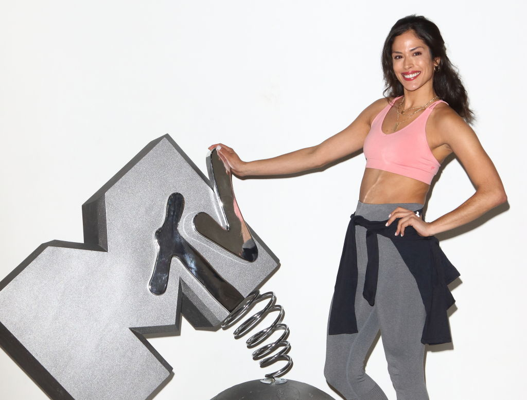 Nany González from MTV's 'The Challenge'